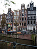 Amsterdam, the Netherlands. Trip downtown during a long but planned layover.