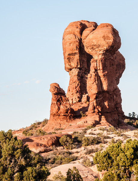 • Location - Arches National Park<br /> • Unbelievable to see this structure