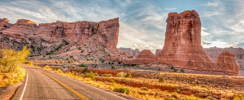 • Location - Arches National Park<br /> • Just a stunning structure I saw