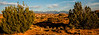 • Location - Arches National Park<br /> • Looking towards La Sal Mountain Range