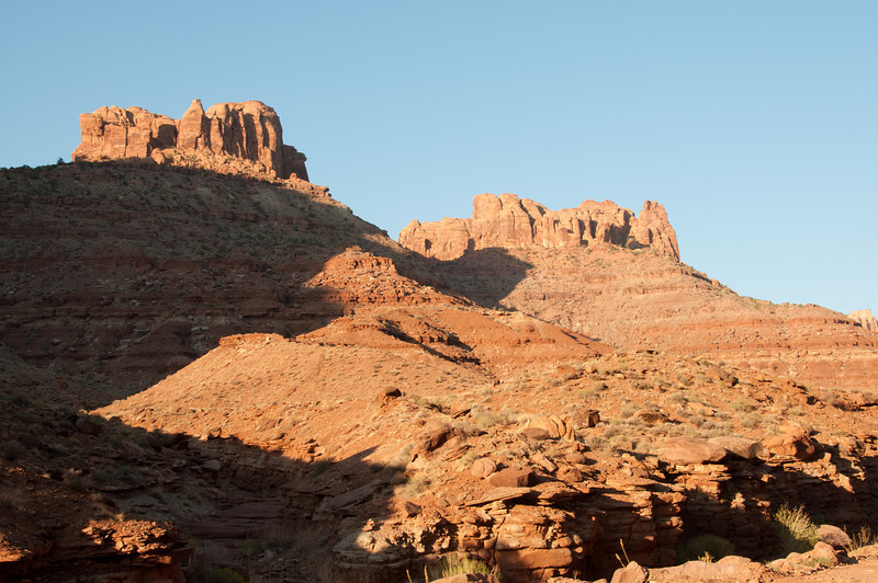 • Location - Potash Road, Moab<br /> • Various scenic views