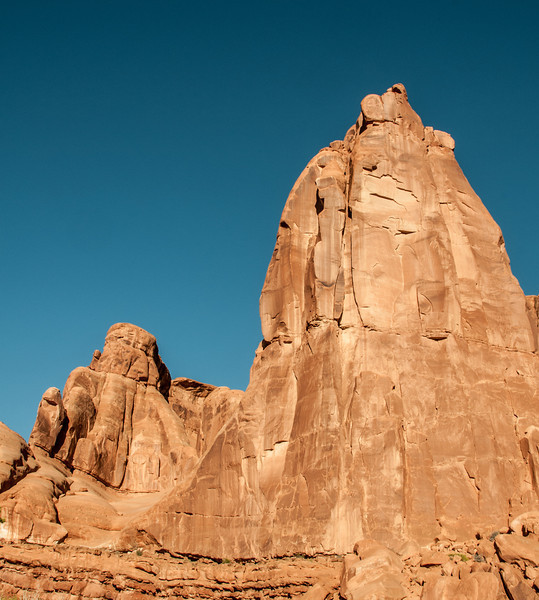 • Location - Arches National Park<br /> • An interesting structure