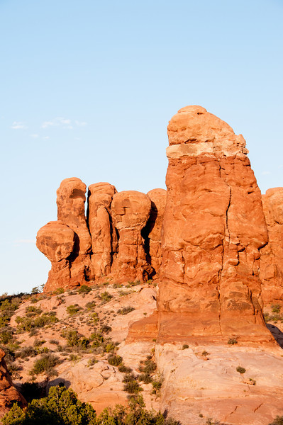 • Location - Arches National Park<br /> • Nature at its best!