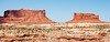 • Location - Canyonlands National Park<br /> • Monitor and Merrimac Buttes