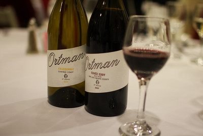 Food, Liberal Arts & Ortman Wines