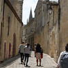 After our Chateau visit we headed down the road and down the old streets of Saint Emilion.