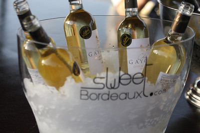 Friday night it was onto a boat to cruise the Garone River with producers of Sweet Bordeaux wines.