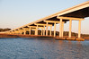• Cruise on the way back to Calibogue's dock<br /> • Interesting view of the Cross Island Parkway Bridge