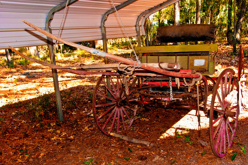• Daufuskie Island<br /> • Sara Grants Carriage<br /> • Post Tone Mapping