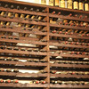 This little restaurant had several walls of wine. The owner noticed me taking photos and gave me a 1986 bottle of Chianti Classico.