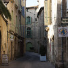 Any trip to an old European village or city requires some walks down side streeks. Down those little side streets is where you find the shops and restaurants frequented by locals.