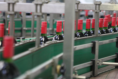 3 S does a lot of bottling and churns out 25,000,000 annually.