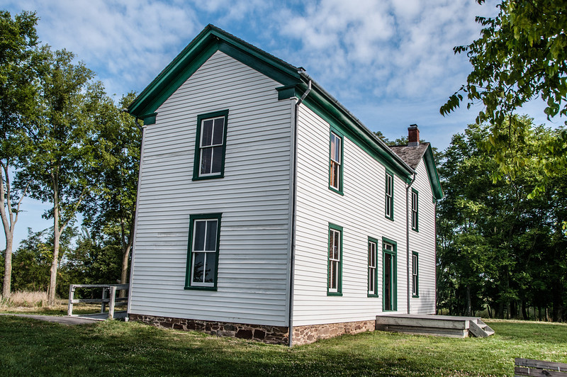 Brawner Farm House