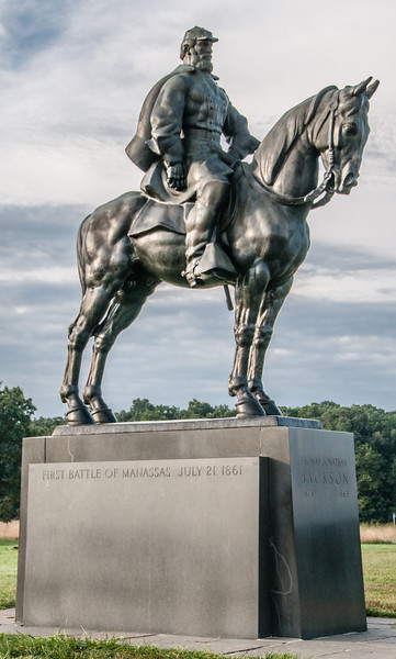 "General Thomas ""Stonewall"" Jackson statue"