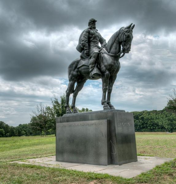 Photo of the Thomas Jackson Monument