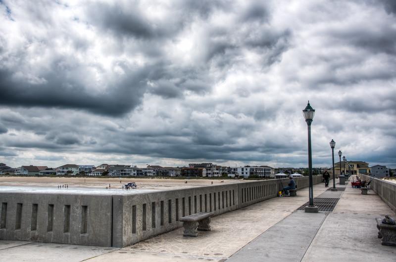 •Location - Wrightsville Beach, NC<br /> • Johnnie Mercer's Pier at Wrightsville Beach