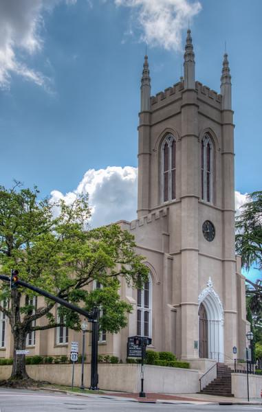 •Location - Wilmington NC<br /> • St James Church