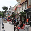 The town of Arcachon is clearly a tourist, summertime destination. But the downtown shops were charming.