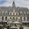 Arcachon has a lot of amazing architecture, including this Disney-like casino downtown.