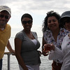 Here is the U.S. wine writer delegation of yours truly, Janelle Carter, Denise Medrano, and Pam Mandell