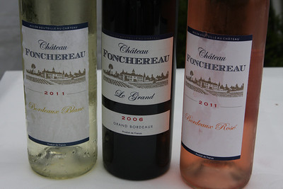 Alfredo's wines - which, by the way, are available in limited distribution in the U.S. including the Chicago area.