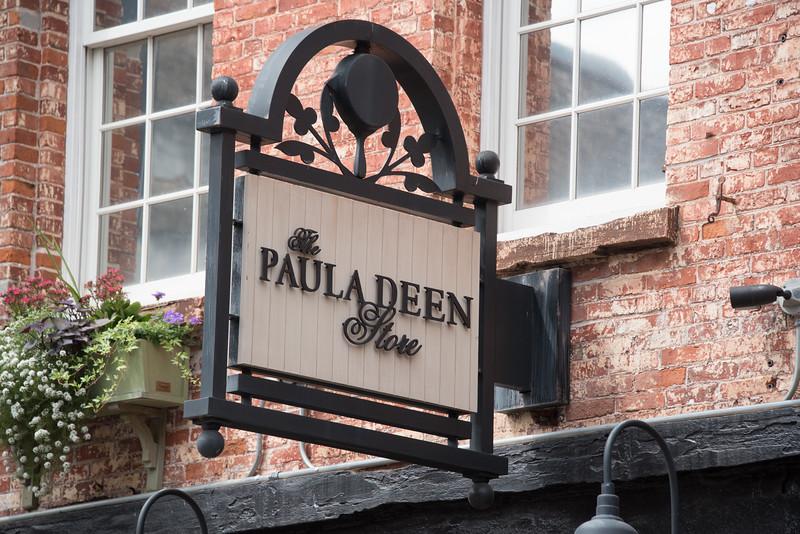 Paula Deen's Store