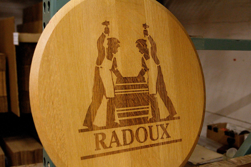 Wednesday, Mar. 7 started with a visit to Radoux barrel makers in Windsor, Ca. Kokomo Winery's Erik Miller had scheduled a tour for his wine club members and we tagged along. What a great experience.