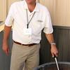 Paul talking and pressing, talking and pressing --- or maybe he's stirring!