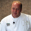 Uncork's special guest, FARMbloomington restaurant owner and renown chef Daniel Orr.