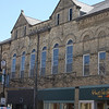 Mount Horeb has numerous festivals and a very attractive downtown. Here is the town's old opera house.