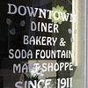 Every little town has a diner - or the memory of a great family owned diner. Schubert's Diner has changed hands in recent years but still has the old soda shop equipment and serves a great lunch. The hand-breaded cod and Swedish rye bread was excellent!