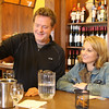 Steve Johnson and Maria Milano, both former attornies, own and operate the winery.