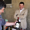 It was a .great weekend to visit Wollersheim. Philippe's younger brother Jean Francois Coquard was there pouring wines from his Northern Italy winery Mazzolino