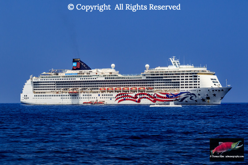 Atlantis submarine cruises by the MS Pride of America