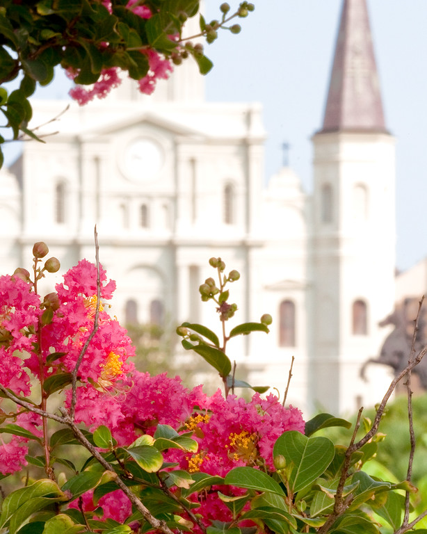 Saint Louis Cathedral, Jackson Square, New Orleans