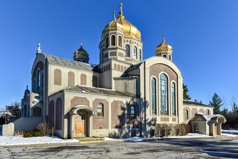 Ukrainian Catholic Shrine - Ottawa, Canada