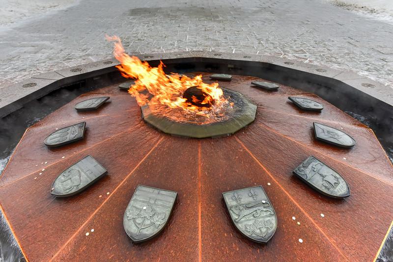 Centennial Flame Ottawa