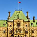 Canadian House of Parliament - Ottawa, Canada