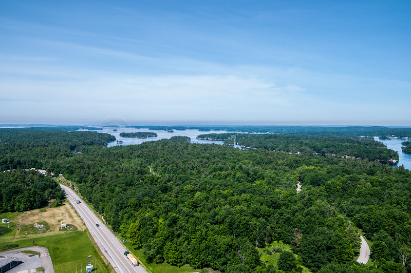 Some of the Thousand Islands