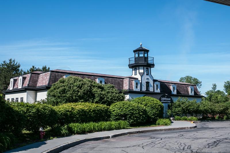 Lighthouse Restaurant at Hampton Inn, Colchester, Vermont