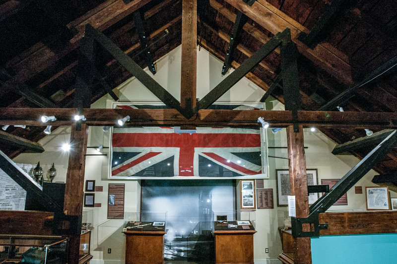 The loft of the Bytown Museum