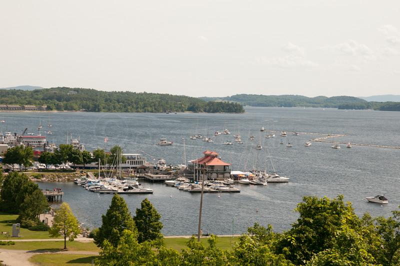 The Burlington Waterfront