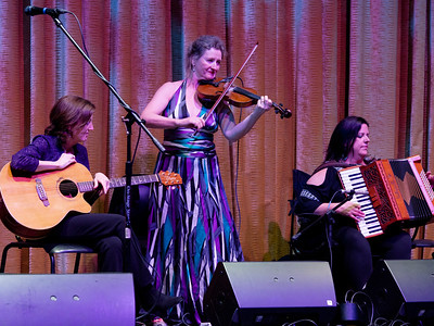 We cherish these ladies— Mary Coogan, Nollaig Casey and Mirella Murray.