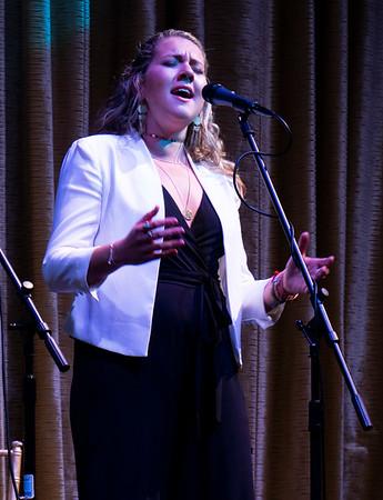A beautiful voice. Molly O'Riordan.