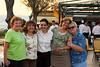 Shirly, Fidelia, Mary (a waitress we adopted), Molly and Mary