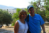 Sherry and Jerry at the Acropolis