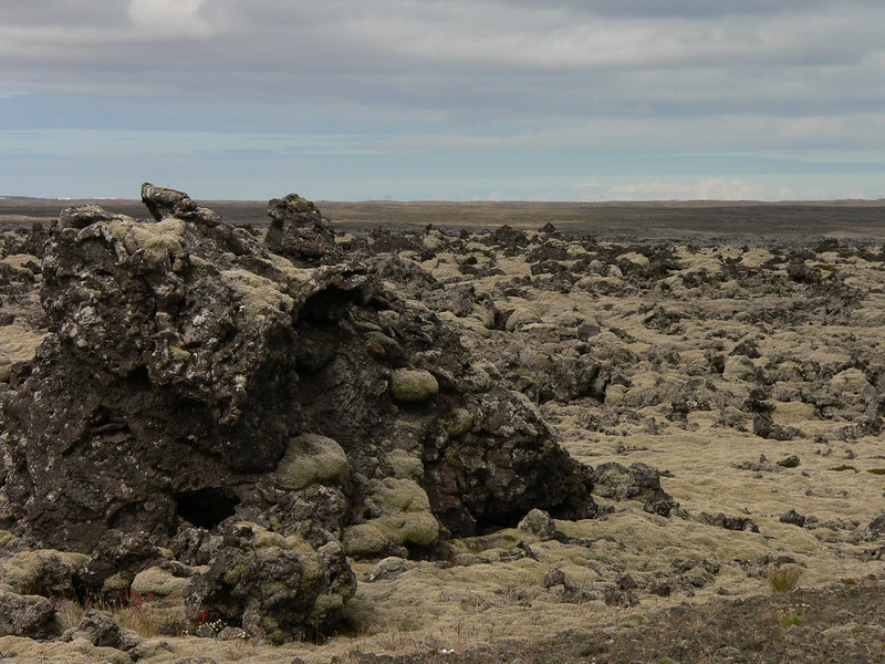 One of the lunar-landscape-looking vistas