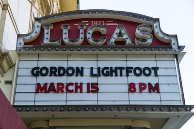 Look who's coming to the Lucas, a historic movie palace on Abercorn Street.