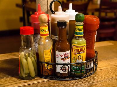 Hot sauce, anyone?