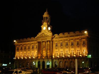 Cambrai Town Hall  April 2005